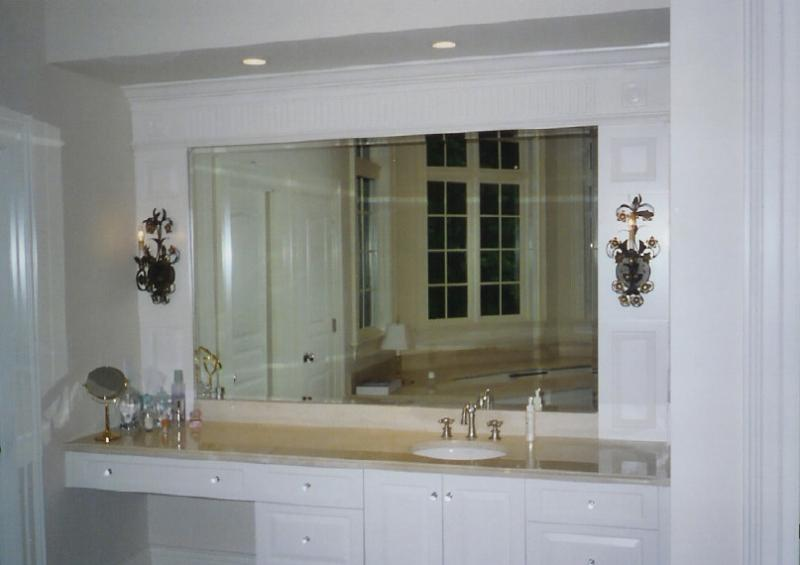 Campbell 39 s glass window and door co inc services - Replacement bathroom mirror glass ...